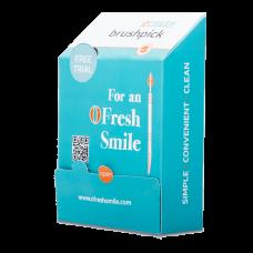 Ofresh Brushpick 100pcs Dispenser  A$16.50