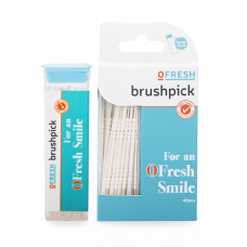 Ofresh Brushpick 40pcs travel pack A$5.39