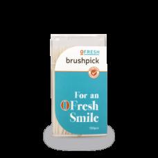 Ofresh Brushpick 150pcs (CASE) A$14.19