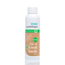 Toothfoam – Natural (Refill 120ml) A$28.49